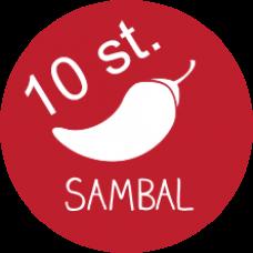 Sambal - zak van 10